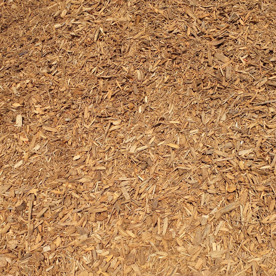 Golden Oak Mulch