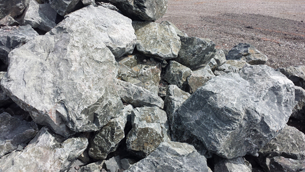 Assorted Granite Boulders