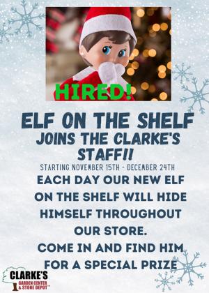 elf receipt flyer